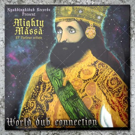 Mighty Massa - World Dub Connection