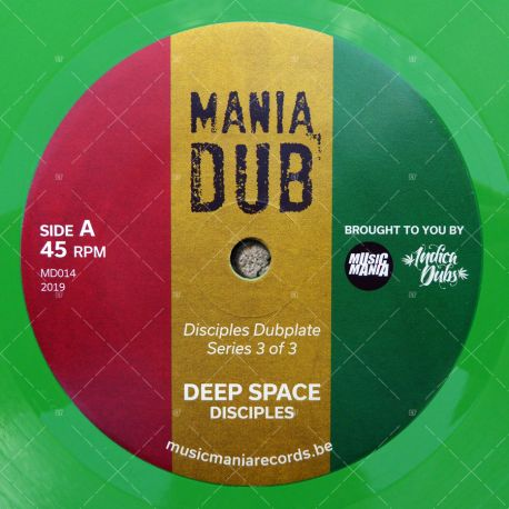 Disciples - Deep Space
