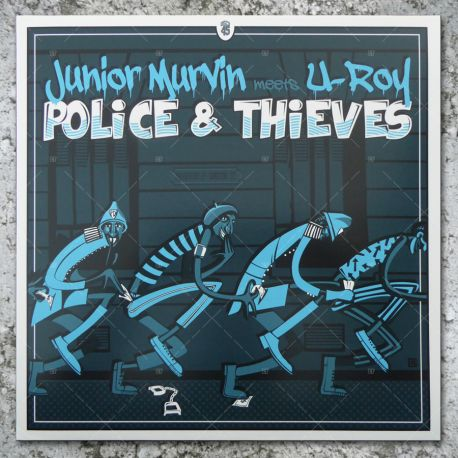 Junior Murvin meets U-Roy - Police & Thieves