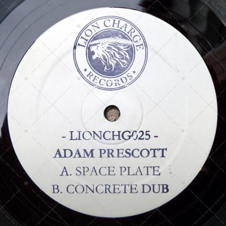 Adam Prescott - Space Plate / Concrete Dub