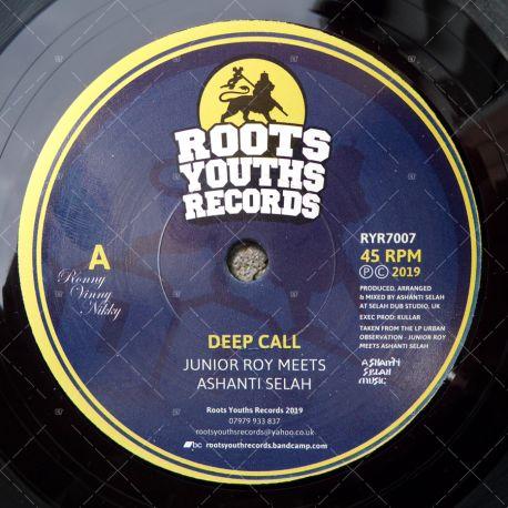Junior Roy meets Ashanti Selah - Deep Call