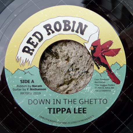 Tippa Lee - Down In The Ghetto