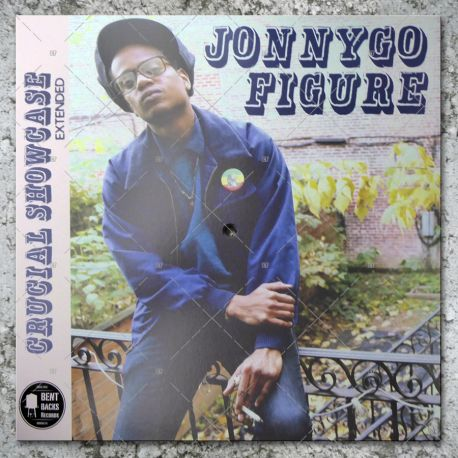 JohnnyGo Figure - Crucial Showcase Extended