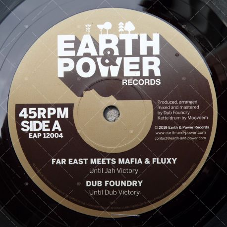 Far East meets Mafia & Fluxy - Until Jah Victory