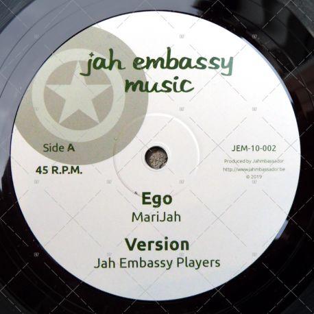MariJah & Jah Embassy Players - Ego