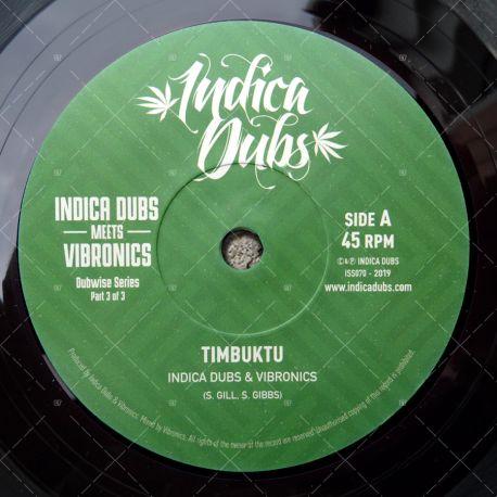 Indica Dubs meets Vibronics - Timbuktu