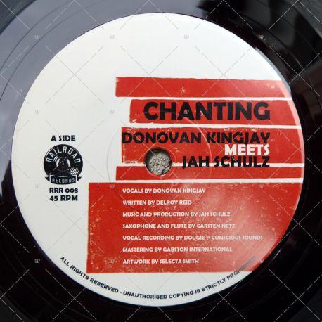 Donovan Kingjay meets Jah Schulz - Chanting