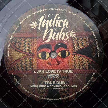 Danman - Jah Love Is True
