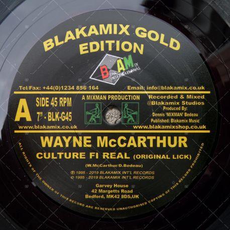 Wayne McArthur - Culture Fi Real