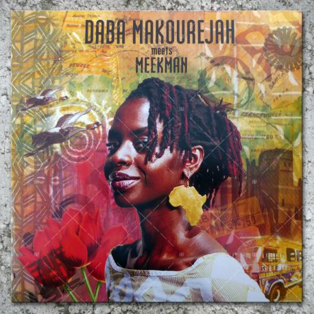 Daba Makourejah meets Meekman