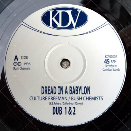 Culture Freeman - Dread Ina Babylon