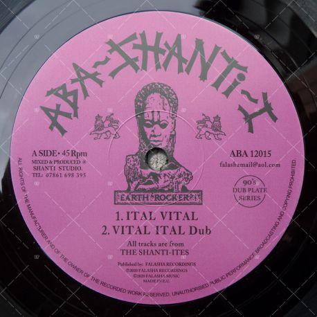 The Shanti-Ites - Ital Vital