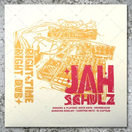 Jah Schulz - Right Time Right Dub