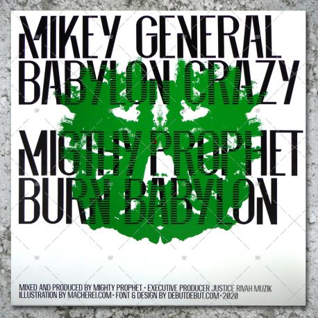 Mikey General - Babylon Crazy