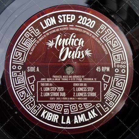 Kibir La Amlak - Lion Step 2020