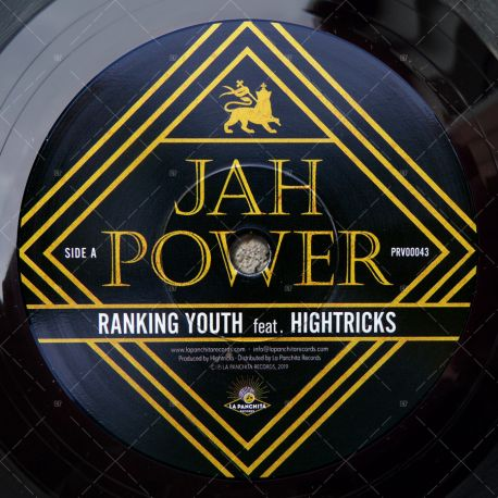 Ranking Youth feat. Hightricks - Jah Power
