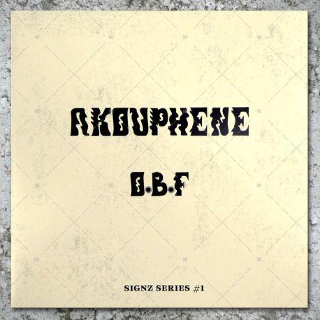 OBF - Signz Series #1 / Akouphene