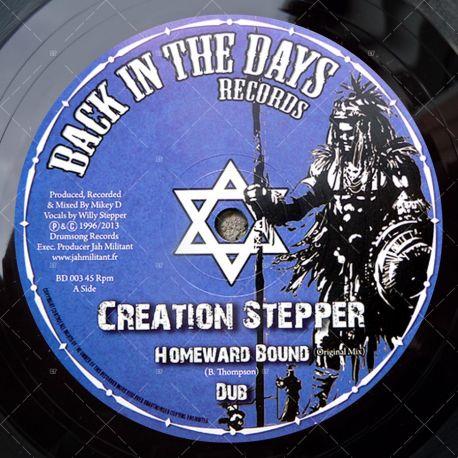 Creation Stepper - Homeward Bound