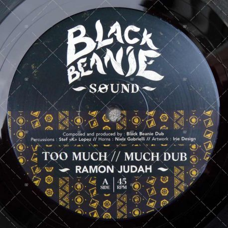 Ramon Judah - Too Much