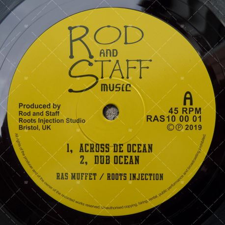 Ras Muffet - Across The Ocean