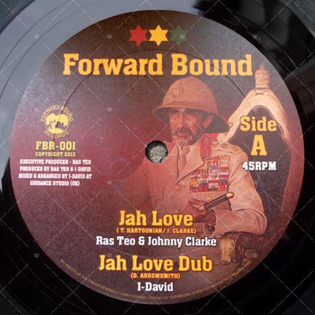 Ras Teo & Johnny Clark - Jah Love