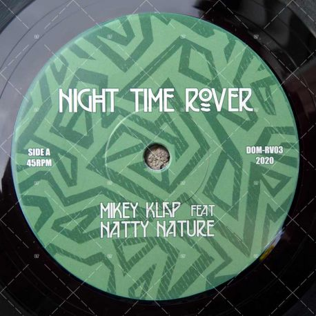 Mikey Klap feat. Natty Nature - Night Time Rover
