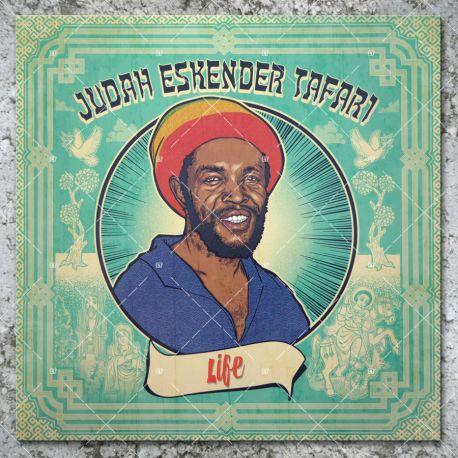 Judah Eskender Tafari - Life
