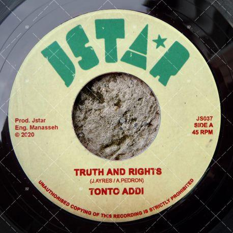 Tonto Addi - Truth And Rights