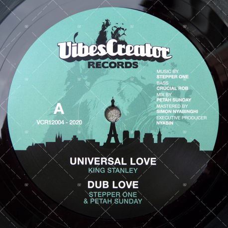 King Stanley - Universal Love