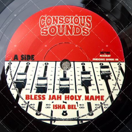 Isha Bel - Bless Jah Holy Name