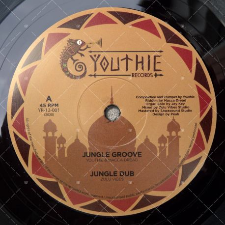 Youthie & Macca Dread - Jungle Groove