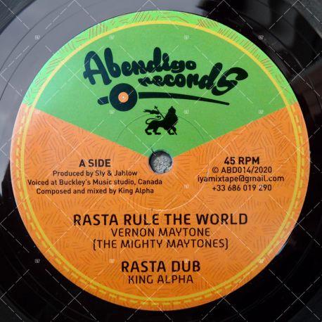 Vernon Maytone - Rasta Rule The World