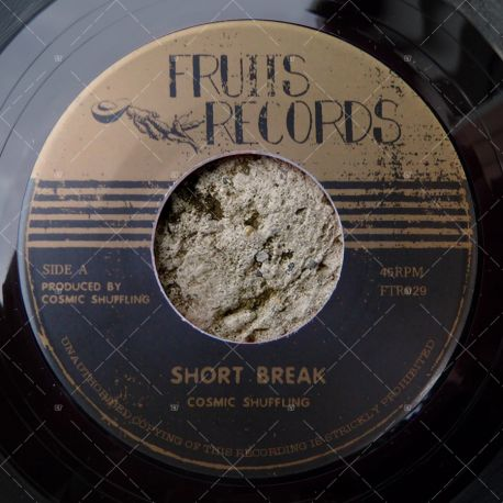 Cosmic Shuffling - Short Break