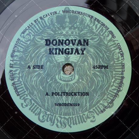 Donovan Kingjay & Don Fe - Politricktion