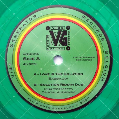 BabbaJah - Love Is The Solution