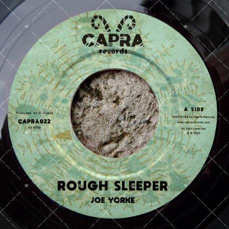 Joe Yorke - Rough Sleeper