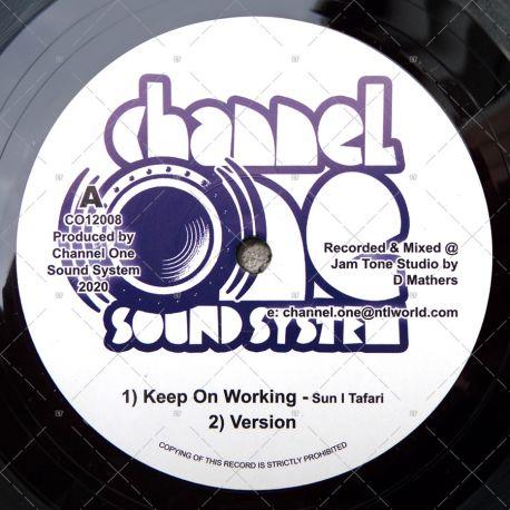 Sun I Tafari - Keep On Working