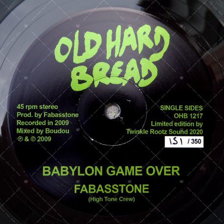 Fabasstone - Babylon Game Over
