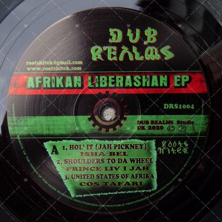 Afrikan Liberashan EP
