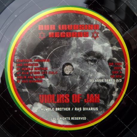 Humble Brother meets Ras Divarius - Violins Of Jah
