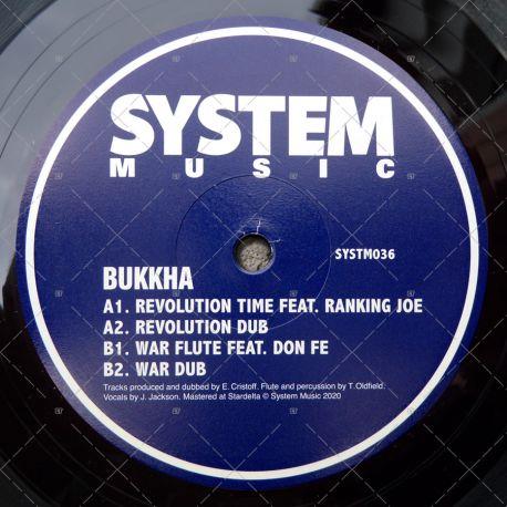 Bukkha feat. Ranking Joe - Revolution Time