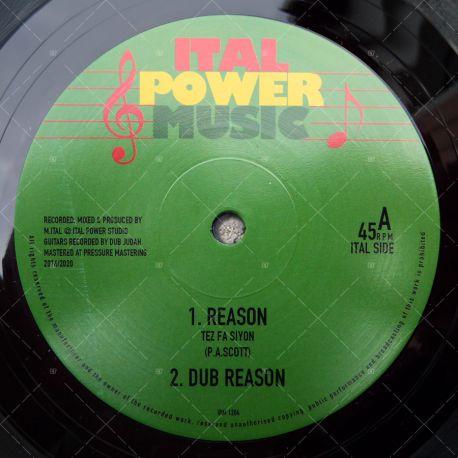 Tes Fa Siyon - Reason