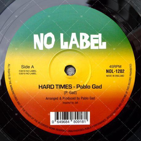 Pablo Gad - Hard Times