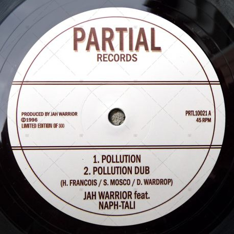 Jah Warrior feat. Naph-Tali - Pollution