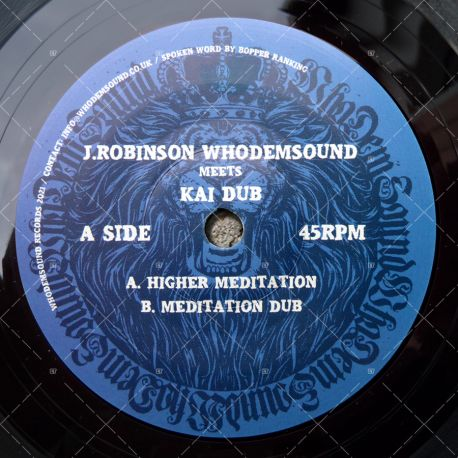 J.Robinson meets Kai Dub - Higher Meditation