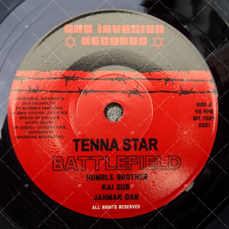 Tenna Star - Battlefield