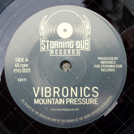 Vibronics - Mountain Pressure