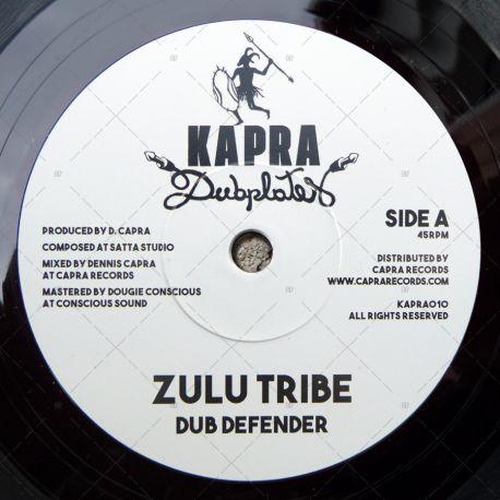 Dub Defender - Zulu Tribe