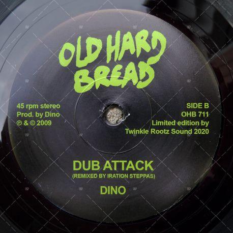 Dino - Reggae Music Attack (RMX by Iration Steppas)