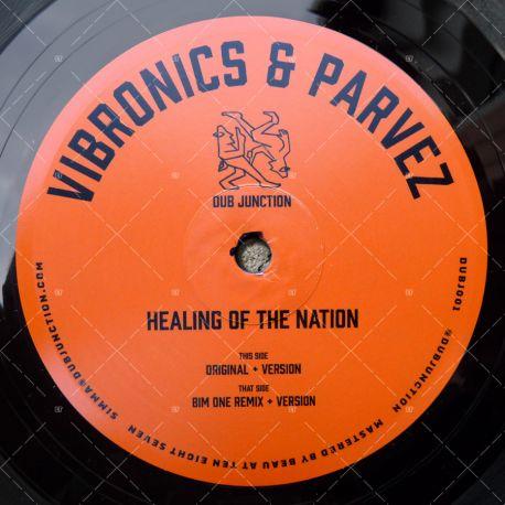 Vibronics & Parvez - Healing Of The Nation